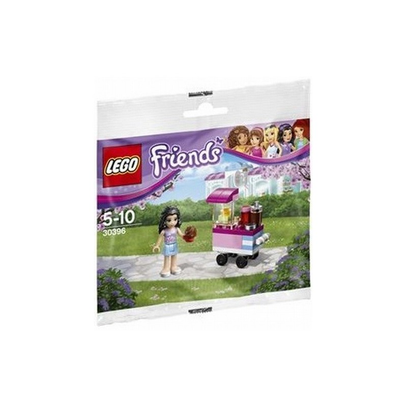 LEGO 30396 Ларек с кексами