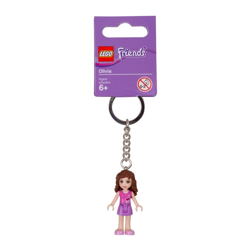 Брелок LEGO Friends 6139391 Оливия