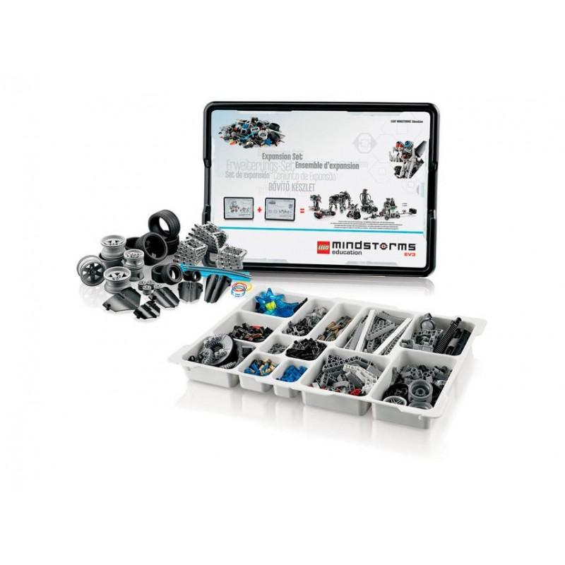 LEGO 45560 MINDSTORMS Education EV3 Ресурсный набор