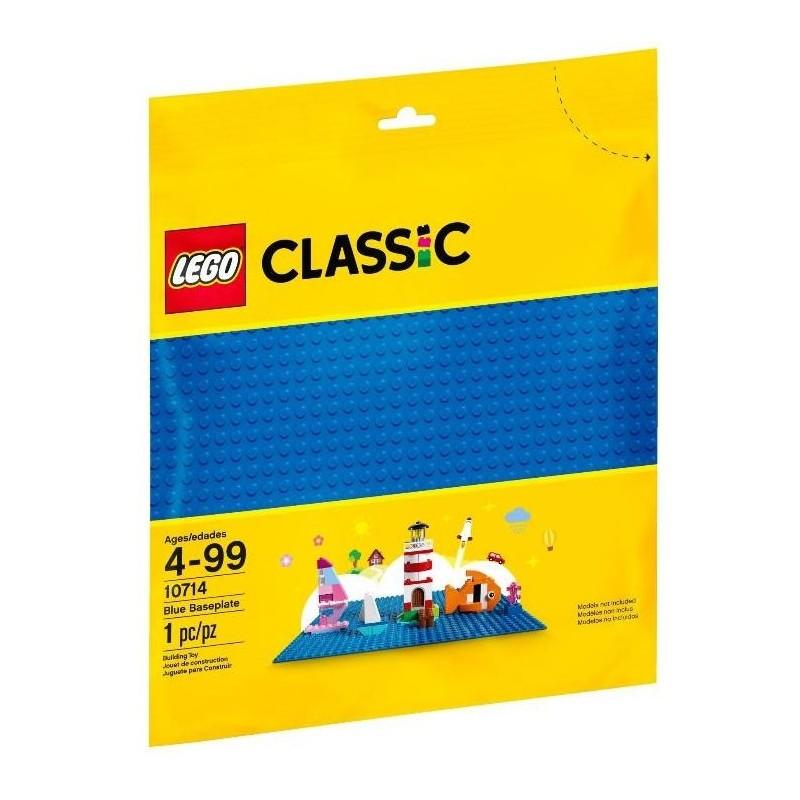 LEGO 10714 Синяя базовая пластина