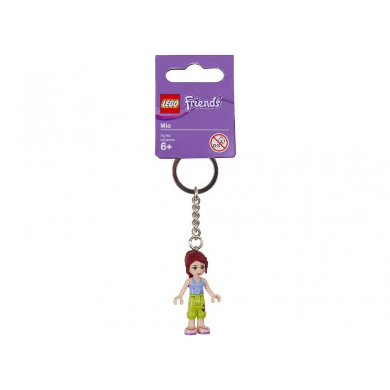 Брелок LEGO Friends 6139389 Миа