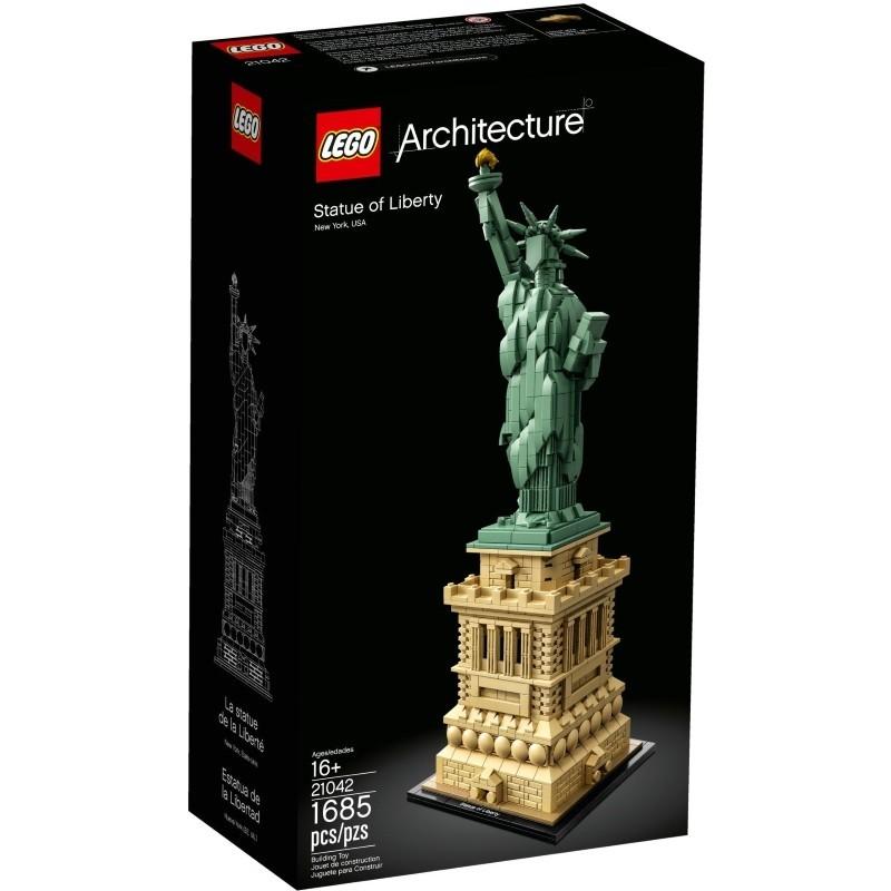 LEGO 21042 Статуя Свободы