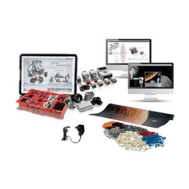 LEGO 45570 Дополнительный набор «Космические проекты EV3»(с 10