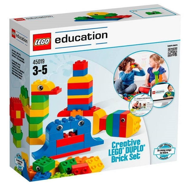 LEGO 45019 Кирпичики DUPLO для творческих занятий (3 - 5 лет)