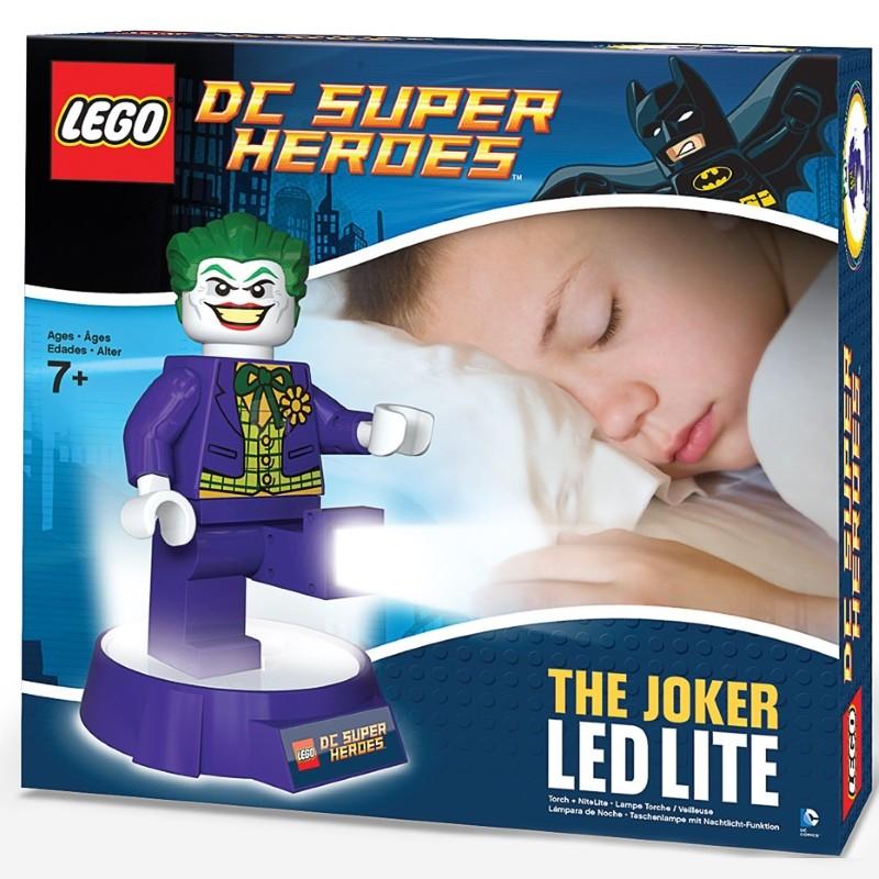 Фонарик-ночник Super Heroes LGL-TOB19 Joker