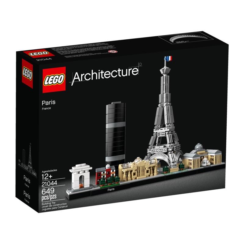 LEGO 21044 Париж