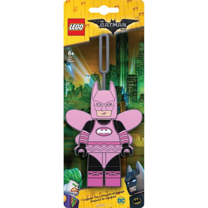 Бирка для багажа Batman Movie 51729 Fairy Princess Batman