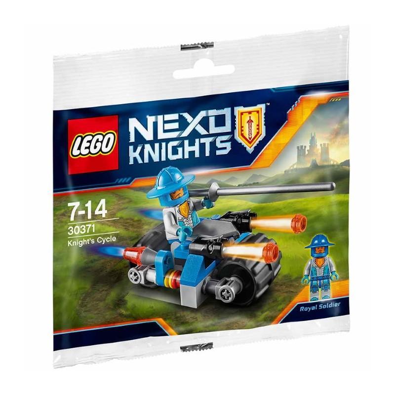 LEGO 30371 Рыцарский мотоцикл