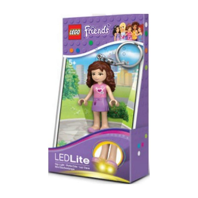 Брелок-фонарик LEGO LGL-KE22O Оливия