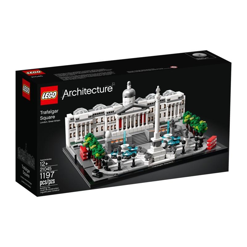 LEGO 21045 Трафальгарская площадь