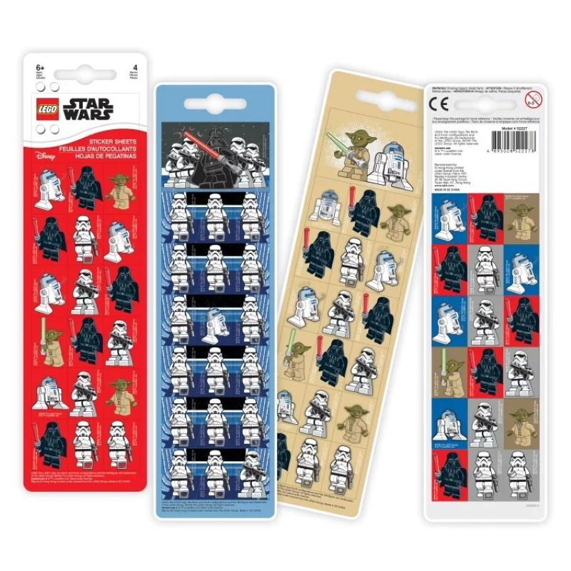 LEGO Набор стикеров 52227 Star Wars 4 шт