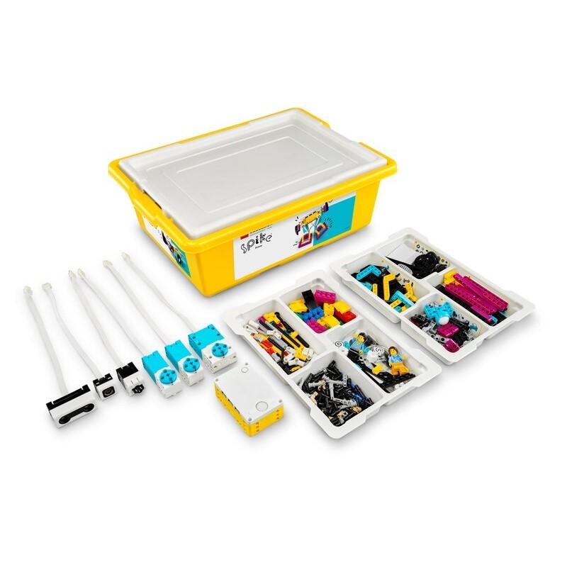 LEGO 45678 Базовый набор Education SPIKE Prime (с 10 лет)