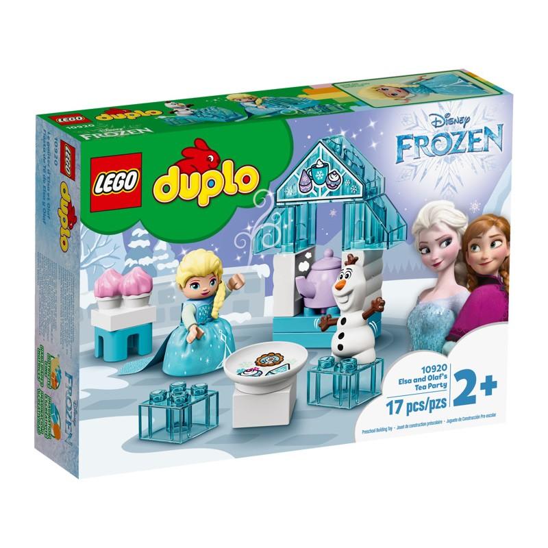 LEGO 10920 Чаепитие у Эльзы и Олафа