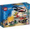 LEGO 60248 Пожарный спасательный вертолёт