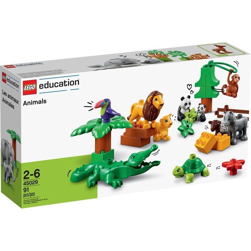 LEGO 45029 Набор Животные DUPLO (2 - 6 лет)