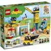 LEGO 10933 Башенный кран на стройке