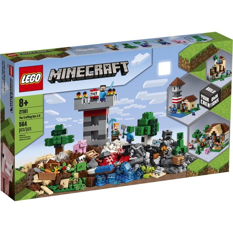 LEGO 21161 Набор для творчества 3.0