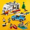 LEGO 31108 Отпуск в доме на колесах