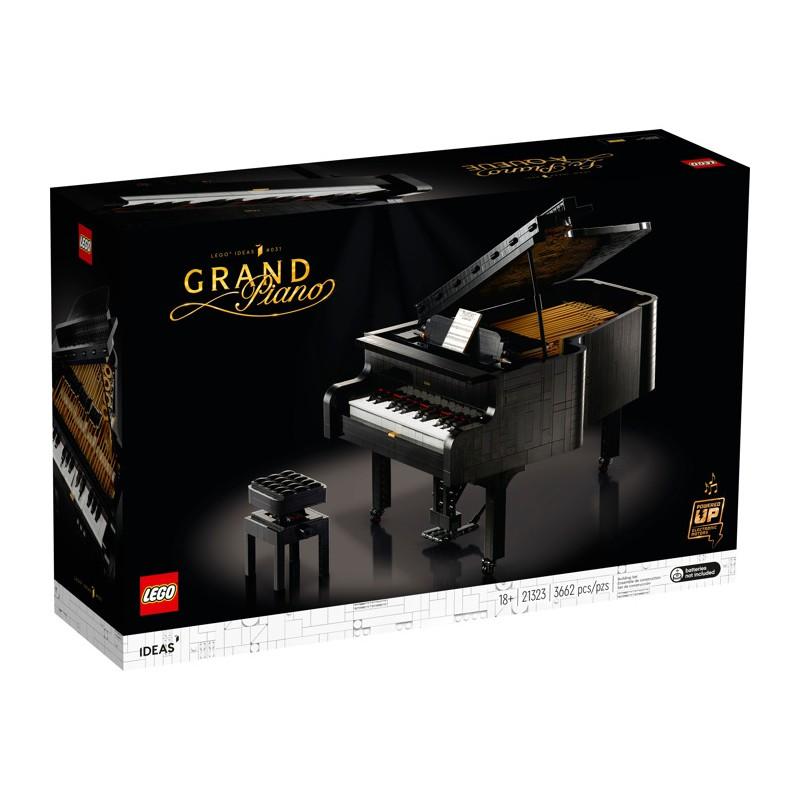 LEGO 21323 Рояль