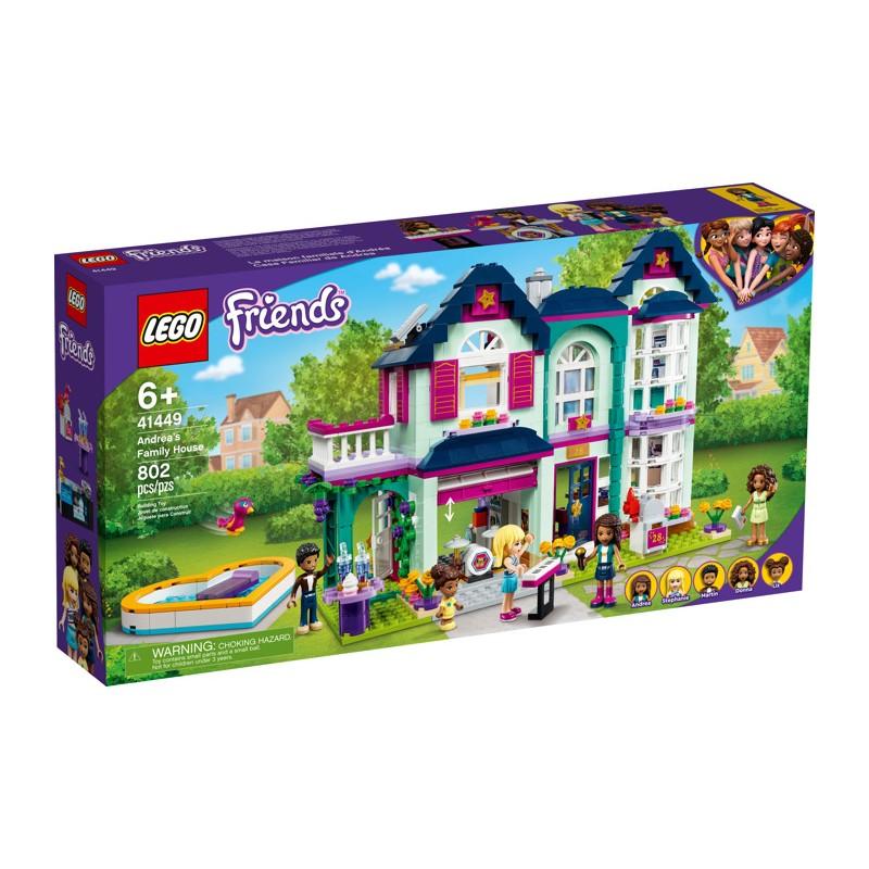 LEGO 41449 Дом семьи Андреа