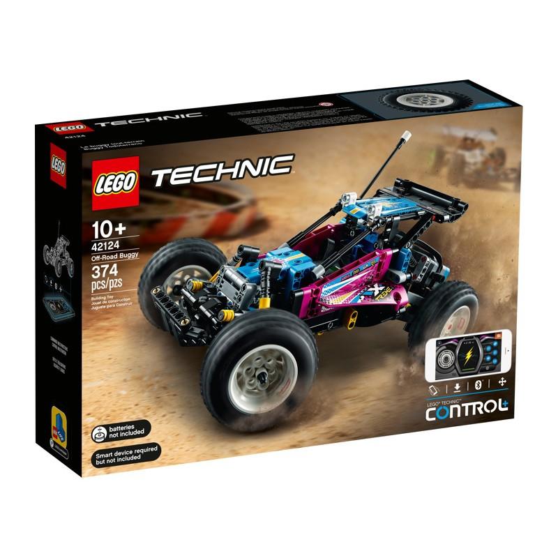 LEGO 42124 Багги-внедорожник