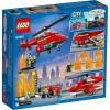 LEGO 60281 Спасательный пожарный вертолёт