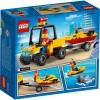 LEGO 60286 Пляжный спасательный вездеход