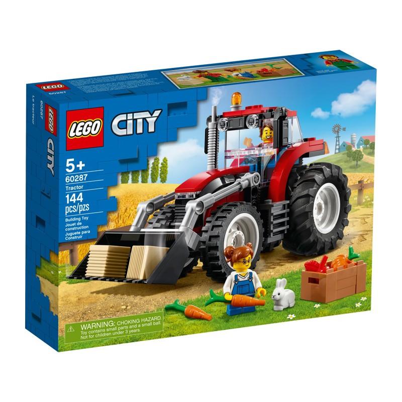 LEGO 60287 Трактор