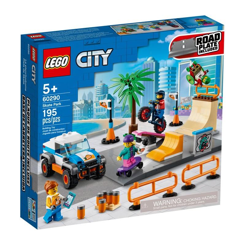 LEGO 60290 Скейт-парк