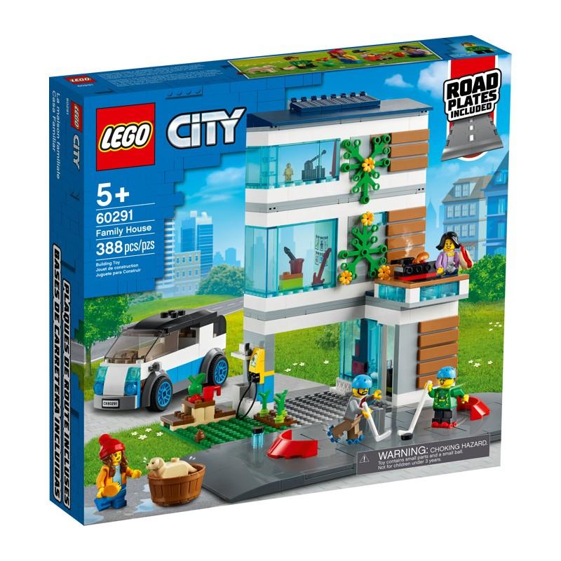 LEGO 60291 Семейный дом