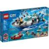 LEGO 60277 Катер полицейского патруля