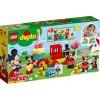 LEGO 10941 Праздничный поезд Микки и Минни