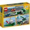 LEGO 31113 Транспортировщик гоночных автомобилей