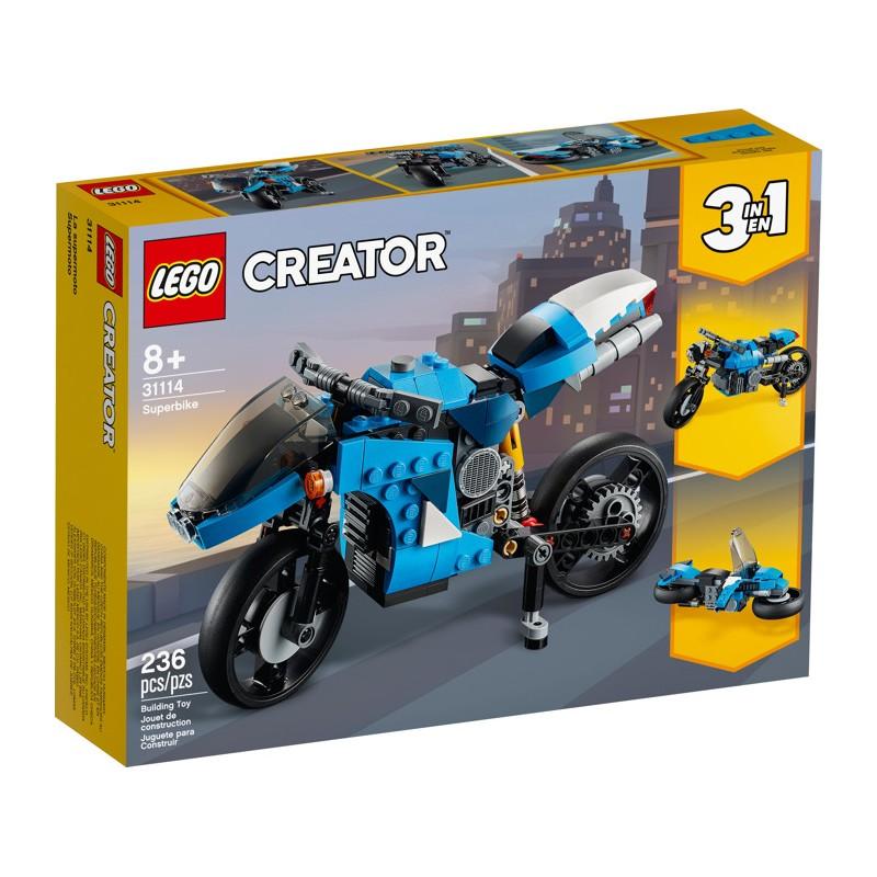 LEGO 31114 Супербайк