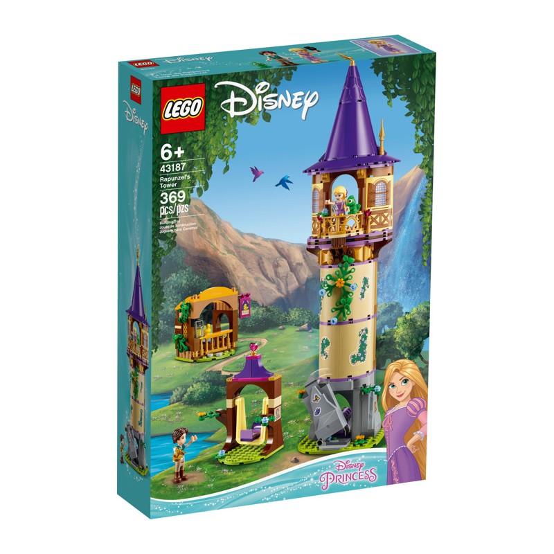 LEGO 43187 Башня Рапунцель