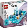 LEGO 43189 Книга сказочных приключений Эльзы и Нока