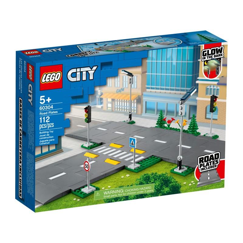 LEGO 60304 Перекресток