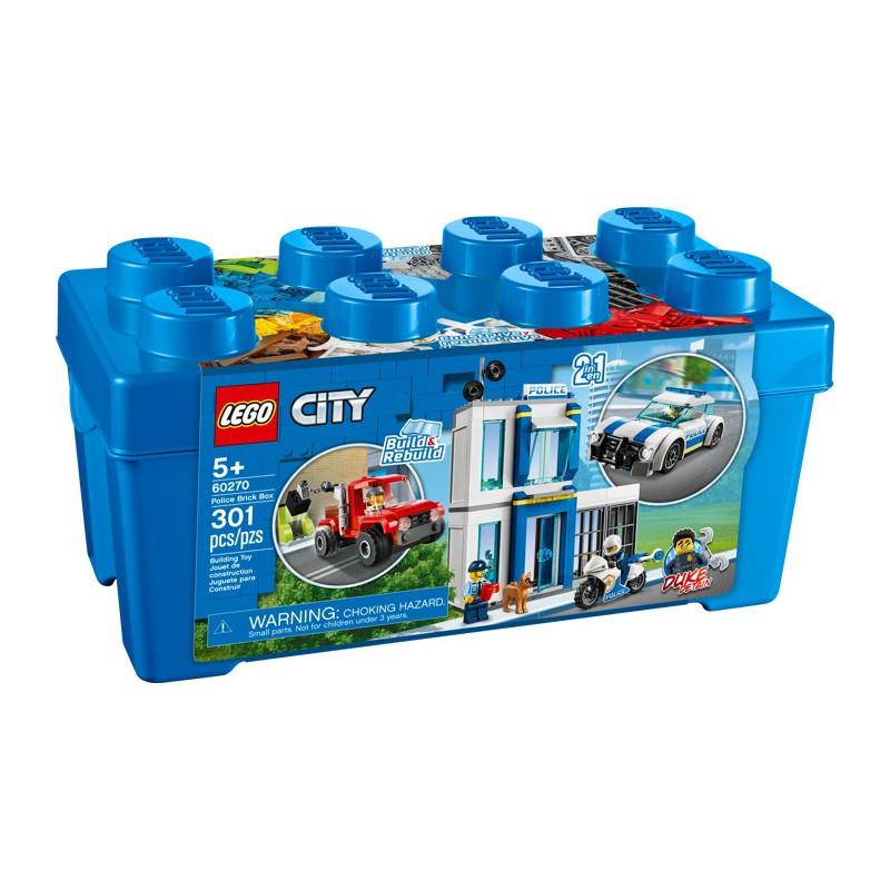 LEGO 60270 Набор кубиков Полиция