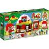 LEGO 10952 Фермерский трактор домик и животные