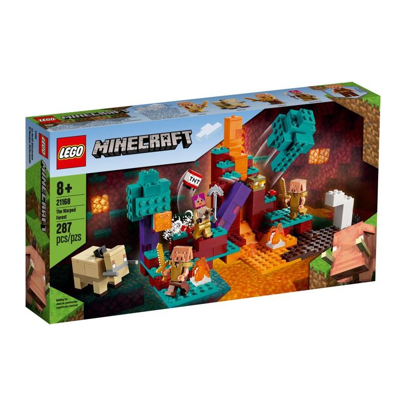 LEGO 21168 Искажённый лес