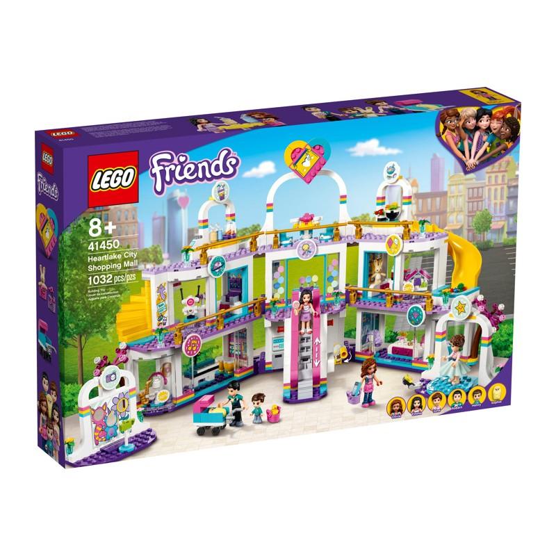 LEGO 41450 Торговый центр Хартлейк Сити