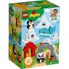 LEGO 10934 Весёлые зверюшки