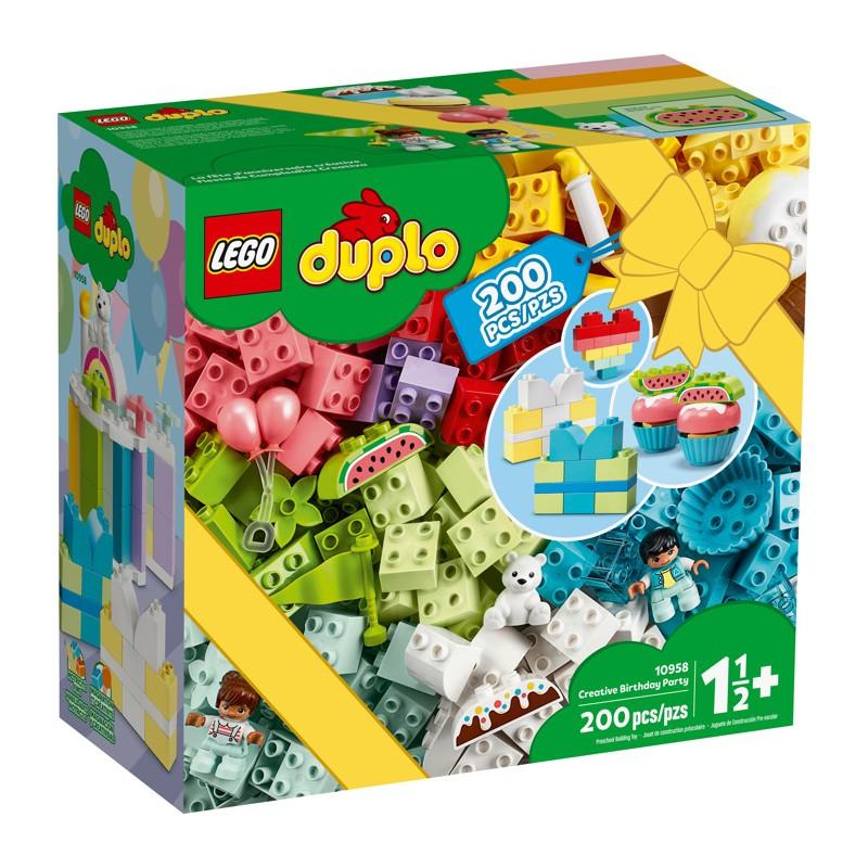 LEGO 10958 Веселый день рождения