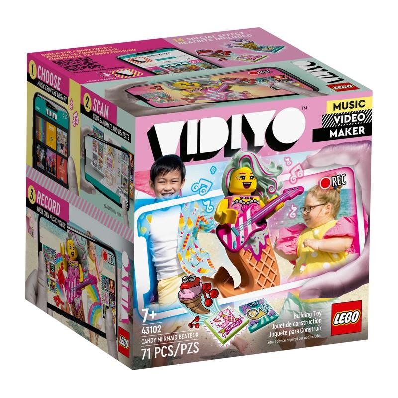 LEGO 43102 Битбокс Карамельной Русалки