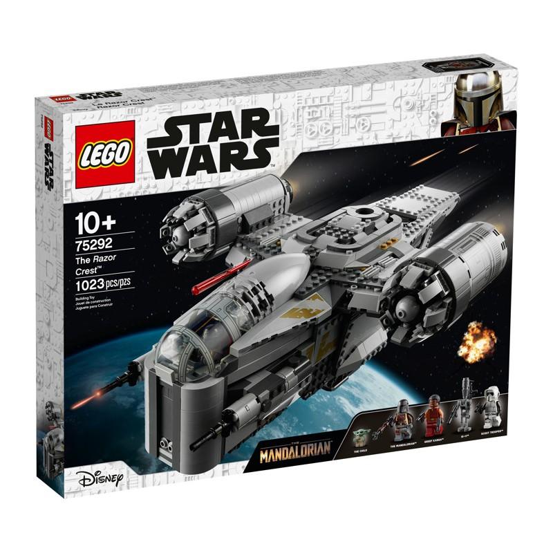 LEGO 75292 Лезвие бритвы