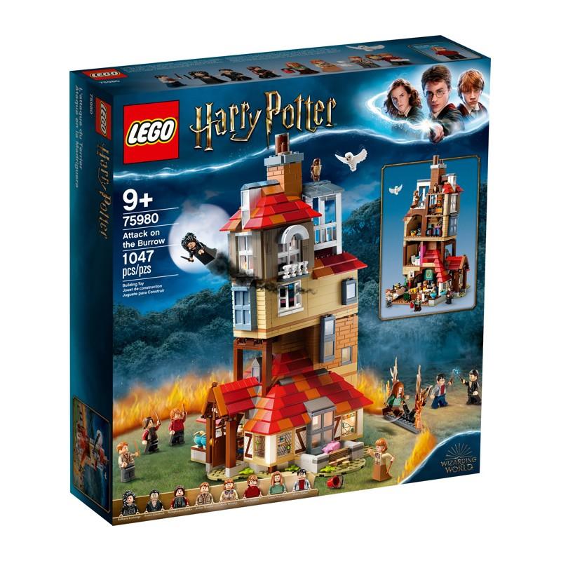 LEGO 75980 Нападение на Нору