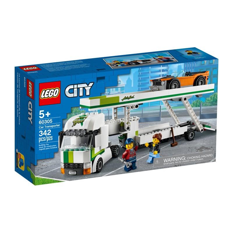 LEGO 60305 Автовоз