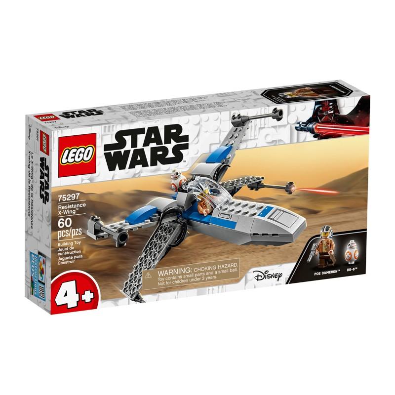 LEGO 75297 Истребитель Сопротивления типа X