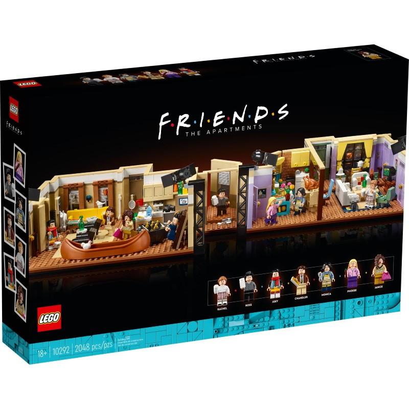 LEGO 10292 Квартиры героев сериала «Друзья»
