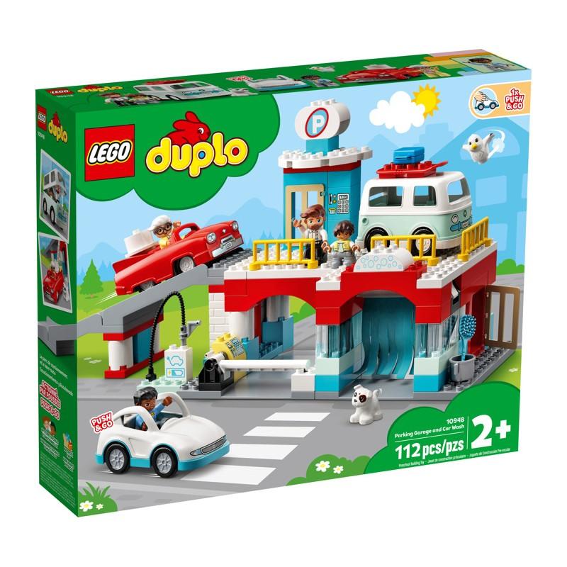 LEGO 10948 Гараж и автомойка